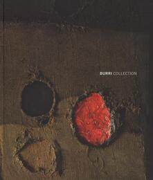 Burri collection. Ediz. a colori - copertina