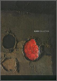 Collezione Burri. Ediz. illustrata - copertina