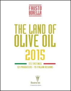 Terre d'olio 2015. Ediz. inglese
