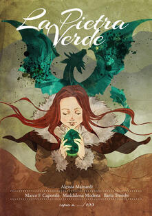 La pietra verde - Alessia Mainardi - copertina