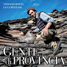 Gente di provincia - Stefano Rotta - copertina