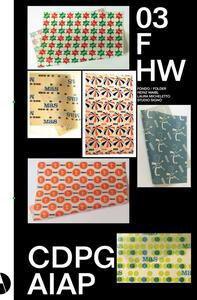 F HW (Fondo Heinz Waibl, Laura Micheletto, Studio Signo). Henz Waibl: ritmo, armonia, sintesi, design. Ediz. multilingue. Vol. 3
