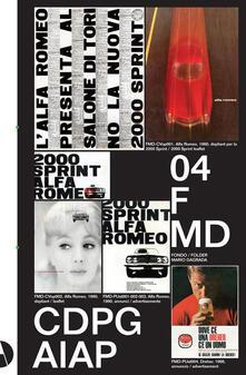 F MD Mario Dagrada, dalla grafica editoriale per Rizzoli alla pubblicità. Ediz. multilingue. Vol. 4 - Francesco E. Guida,Lorenzo Grazzani,Michele Galluzzo - copertina