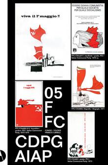F FC Franco Canale. Ediz. multilingue. Vol. 5 - Daniela Piscitelli,Lorenzo Grazzani,Francesco E. Guida - copertina