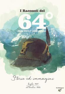 I racconti del 64° - copertina