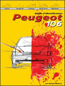 Peugeot 106. Guide d'identification