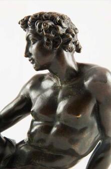 Bronzetti e rilievi dal XV al XVIII secolo. Ediz. illustrata - Mario Cornia,Rossana Lenzi - copertina