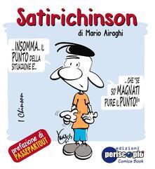Satirichinson - Mario Airaghi - copertina