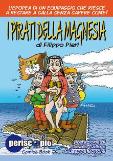 I pirati della Magnesia - Filippo Pieri - copertina