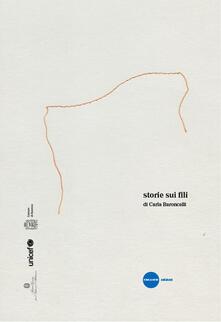 Storie sui fili - Carla Baroncelli - copertina