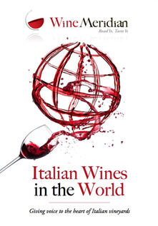 Italian wines in the world 2015. Giving voice to the best of italian vineyards - copertina