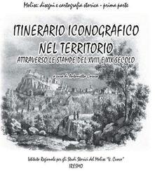 Itinerari iconografico nel territorio attravetso le stampe del XVIII e XIX secolo - Antonietta A. Caruso - copertina