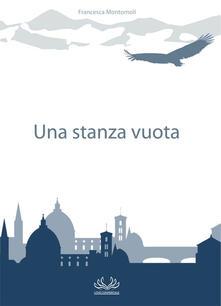 Una stanza vuota - Francesca Montomoli - copertina