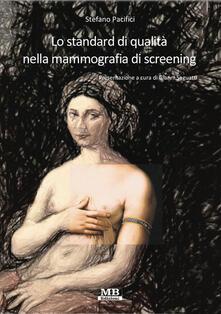 Osteriacasadimare.it Lo standard di qualità nella mammografia di screening Image