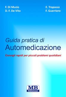 Guida pratica di automedicazione - copertina