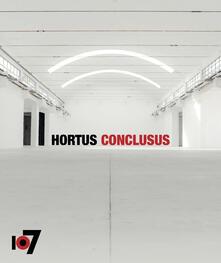 Hortus conclusus. 30 artisti per il decennale. Ediz. italiana e inglese - Federico Piccari - copertina