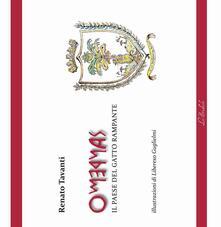 Omernas, il paese del gatto rampante - Renato Tavanti - copertina