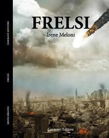 Frelsi - Irene Meloni - copertina