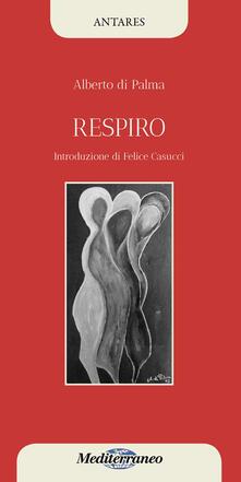 Respiro - Alberto Di Palma - copertina