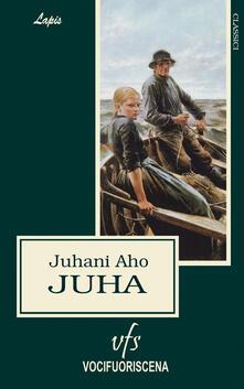 Juha - Juhani Aho - copertina