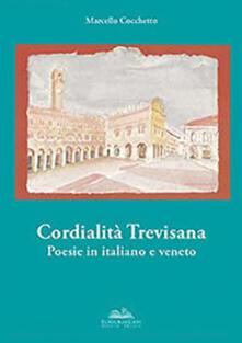Cordialità trevisana - Marcello Cocchetto - copertina