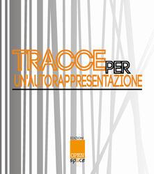Tracce per un'autorappresentazione - copertina