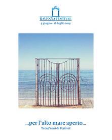 ... per l'alto mare aperto... Trent'anni di festival - copertina