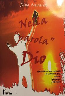Nella parola Dio - Dino Cavarra - copertina