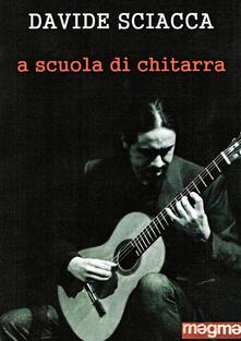 A scuola di chitarra - Davide Sciacca - copertina