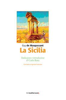 La Sicilia - Guy de Maupassant - copertina