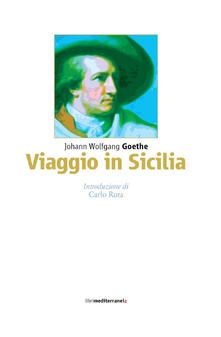 Viaggio in Sicilia - Johann Wolfgang Goethe - copertina