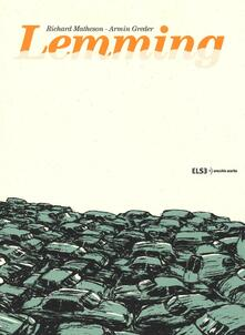 Lemming. Ediz. limitata - Richard Matheson,Armin Greder - copertina