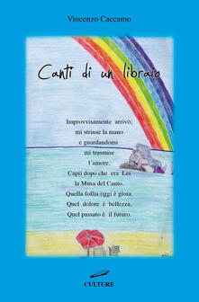 Canti di un libraio - Vincenzo Caccamo - copertina