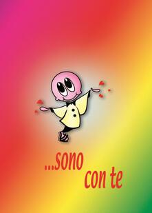Sono con te - Prado Gonzales Heras - copertina