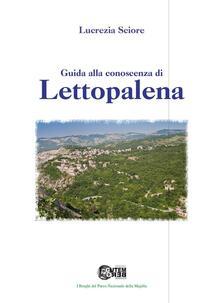 Guida alla conoscenza di Lettopalena - copertina