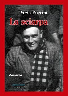 La sciarpa - Vezio Puccini - copertina