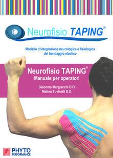 Aboutschuster.de Neurofisio taping. Manuale per operatori Image