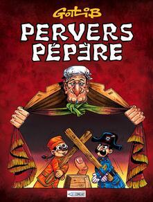 Pervers Pépère - Gotlib - copertina