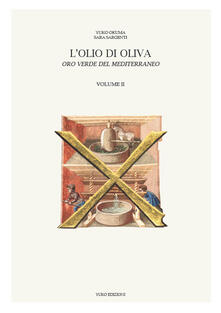 L' olio di oliva. Oro verde del Mediterraneo. Vol. 2 - Yuko Okuma,Sara Sargenti - copertina