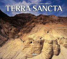 Terra Sancta. I luoghi della storia, della spiritualità e della fede. Ediz. italiana, inglese e spagnola - Enrico Formica - copertina