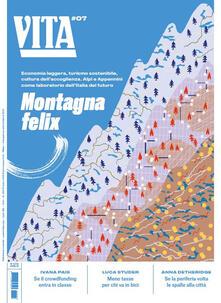 Vita. Montagna felix. Vol. 7 - copertina