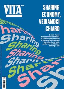 Vita. Vol. 11: Sharing economy, vediamoci chiaro. - copertina
