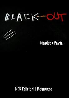Black out - Gianluca Pavia - copertina