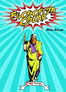 Filosofi da Oscar - Marco Apolloni - copertina