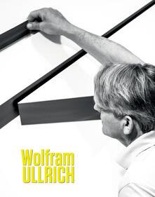 Wolfram Ullrich. Puro colore, pura forma. Ediz. italiana e inglese - copertina