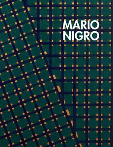 Libro Mario Nigro. Le strutture dell'esistenza. Ediz. italiana e inglese Federico Sardella