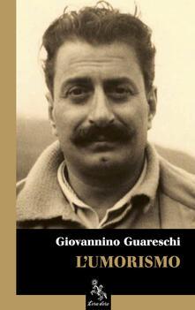 L' umorismo - Giovanni Guareschi - copertina