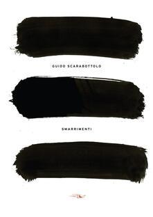Smarrimenti - Guido Scarabottolo - copertina