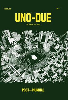 Uno-due post-mundial - copertina