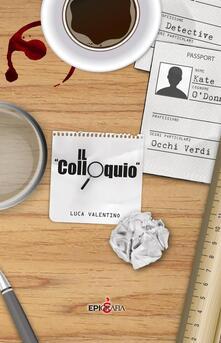 Il colloquio - Luca Valentino - copertina